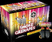 MILITARY SMOKE GRENADE COLOR PULL STRING - Smoke